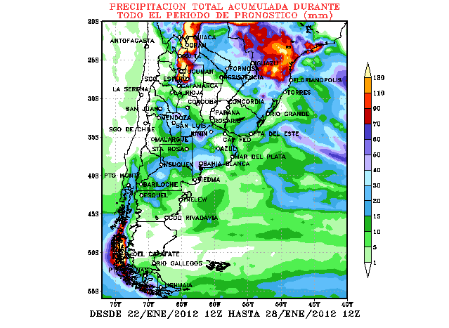 Arg Precipitation forecast jan 22 to jan 28.png