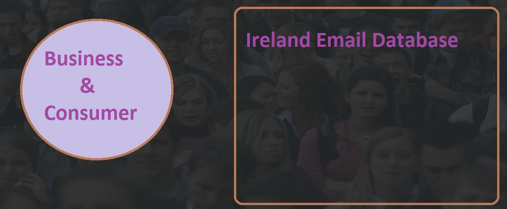 Ireland-email-database