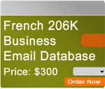 French-Email-List
